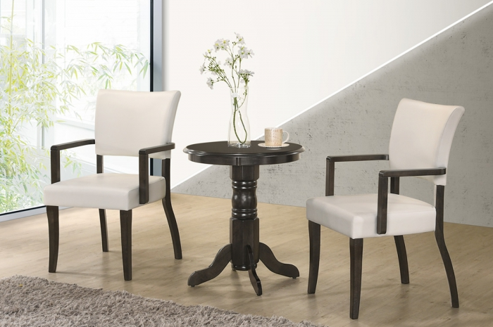 Alan 1+2 Hotel Set v 600mm Round Table - Hotel Set - Golden Tech Furniture Industries Sdn Bhd