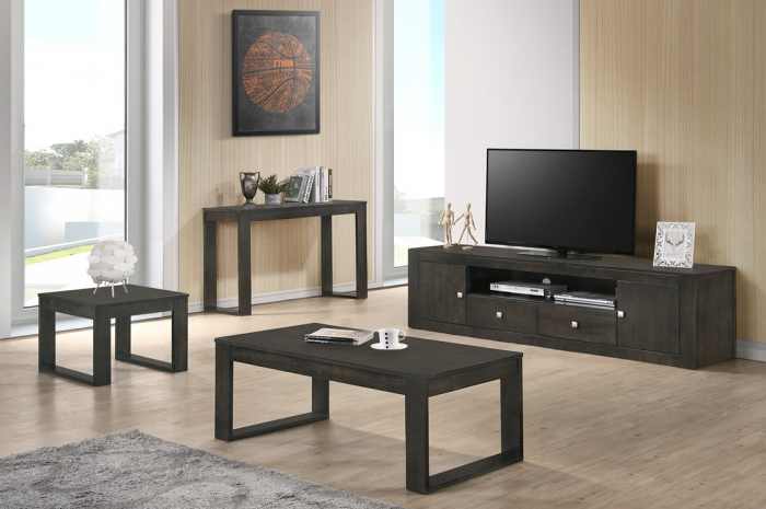 Atom-GT Occ v Tv Console - Living Room & Coffee Table - Golden Tech Furniture Industries Sdn Bhd
