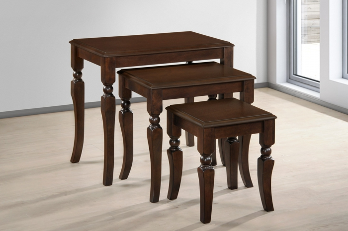 Cooper Nesting Tables 123 - Nesting Table - Golden Tech Furniture Industries Sdn Bhd
