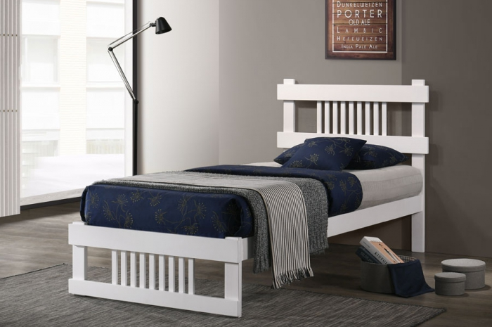 Danny_Single_Bed - Bedroom - Golden Tech Furniture Industries Sdn Bhd