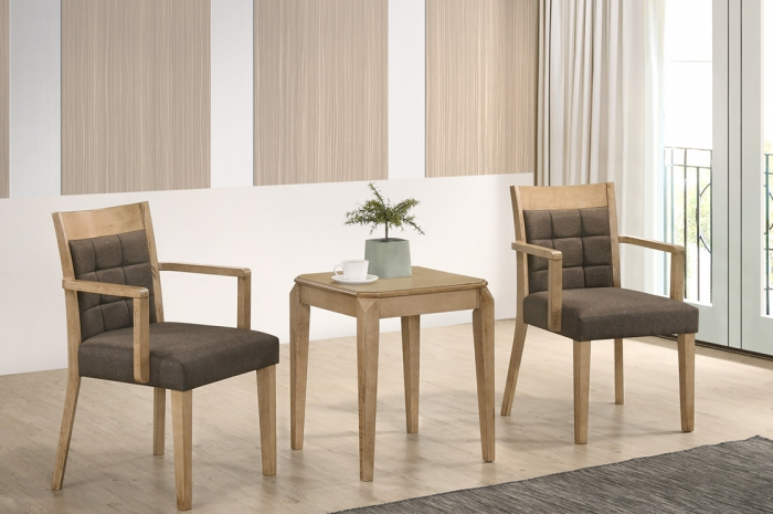 Levin 1+2 Hotel Set v Kasia Table - Hotel Set - Golden Tech Furniture Industries Sdn Bhd