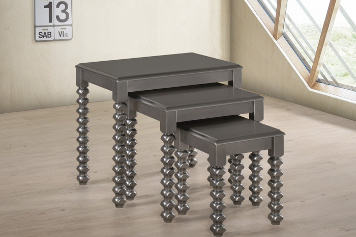 Lexus Nesting 123 - Nesting Table - Golden Tech Furniture Industries Sdn Bhd