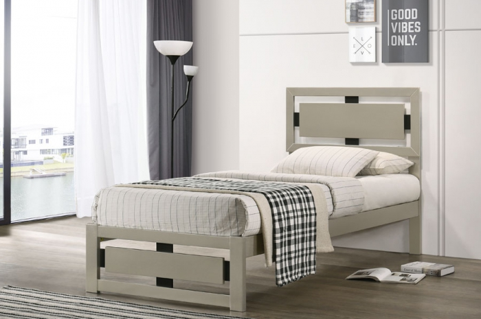 Lucas_Single_Bed - Bedroom - Golden Tech Furniture Industries Sdn Bhd