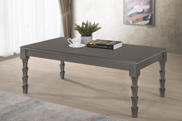 Masha Coffee Table 600 x 1200 - 1+2 & 1+4 Coffee Table Set - Golden Tech Furniture Industries Sdn Bhd
