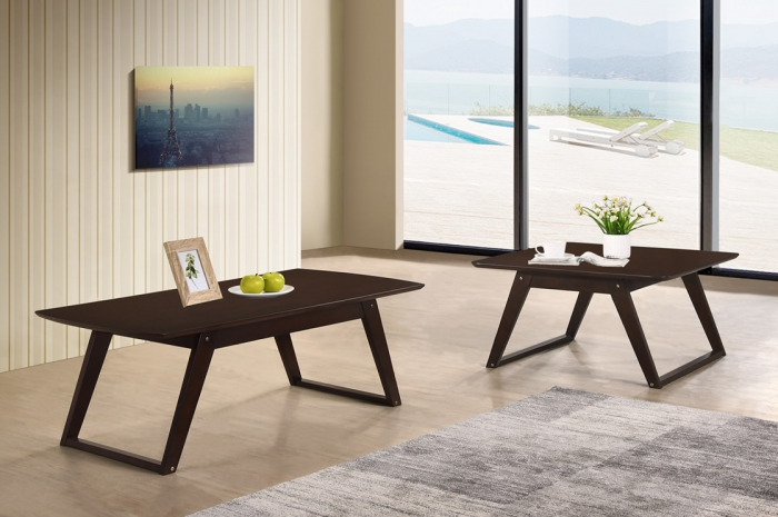 Mili Coffee Table - Living Room & Coffee Table - Golden Tech Furniture Industries Sdn Bhd