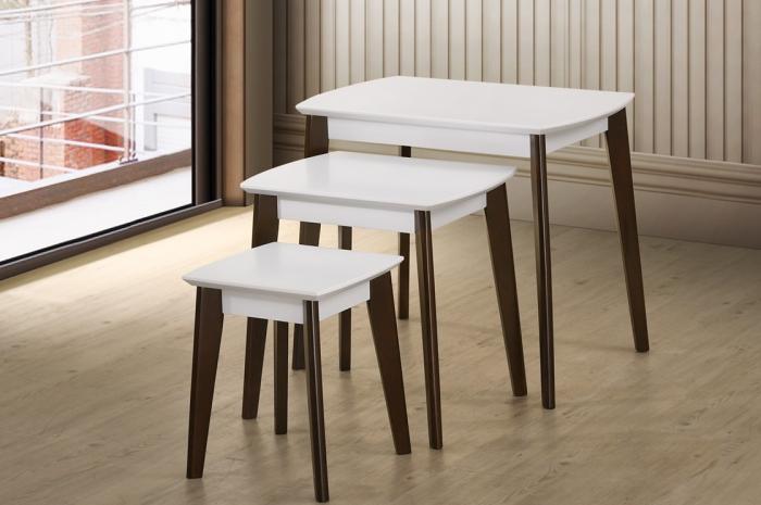 Morris Nesting 123 - Nesting Table - Golden Tech Furniture Industries Sdn Bhd
