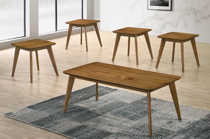 Morris_1_4_Coffee_Set_Mindy_ - 1+2 & 1+4 Coffee Table Set - Golden Tech Furniture Industries Sdn Bhd