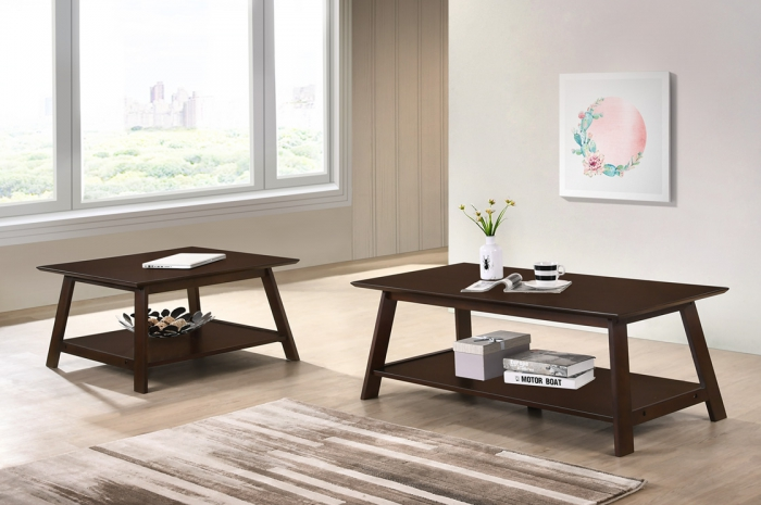 Nava Coffee Table - Living Room & Coffee Table - Golden Tech Furniture Industries Sdn Bhd