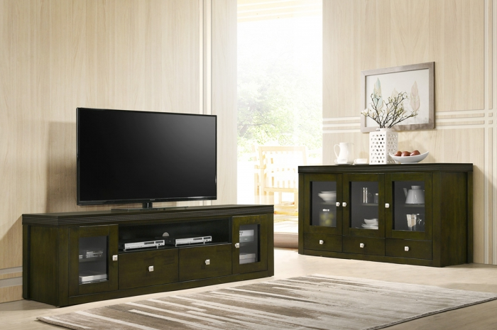 Ramos SideBoard & Tv Console - Sideboard & TV Console - Golden Tech Furniture Industries Sdn Bhd