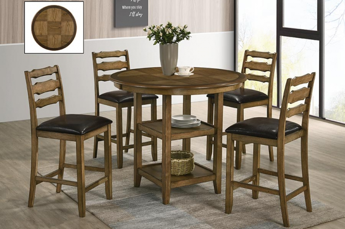 Salma_1_4_Counter_Set - Counter & Hotel Set - Golden Tech Furniture Industries Sdn Bhd