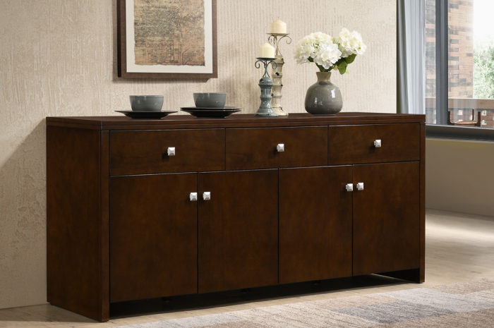 Savoy-MDR Buffet 500 x 1800 - Sideboard & TV Console - Golden Tech Furniture Industries Sdn Bhd