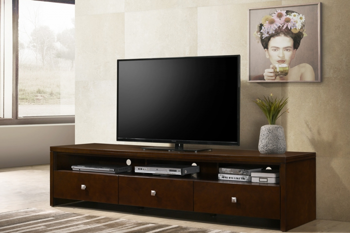 Savoy-MDR Tv Console 550 x 2100 - Sideboard & TV Console - Golden Tech Furniture Industries Sdn Bhd