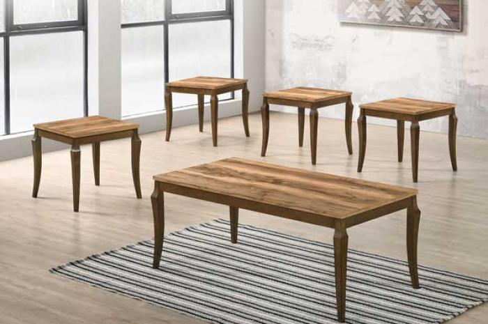 Susu_1_4_Coffee_Set_Chipboard_Paper_ - 1+2 & 1+4 Coffee Table Set - Golden Tech Furniture Industries Sdn Bhd