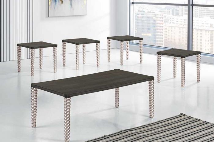 Tarla_1_4_Coffee_Set_Chipboard_Paper_ - 1+2 & 1+4 Coffee Table Set - Golden Tech Furniture Industries Sdn Bhd
