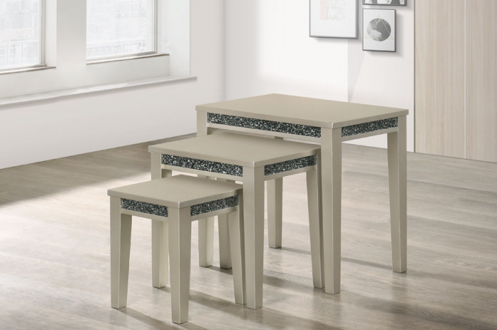 Venella_Nesting - Nesting Table - Golden Tech Furniture Industries Sdn Bhd